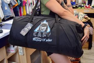 Tenda For Camp Camp Mod.nagoa Iv Plus Used Pohissimo Complete With Bag