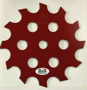 Lama disco FORMULA UNO Originale Joans decespugliatore Dim.250x2,6mm 12 denti