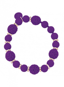 Bracciale OpsObjects donna. Boule Chic con rose.