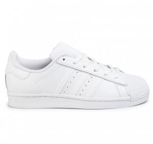 Adidas Superstar Total White J