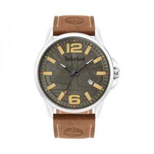 Timberland  Bernardstone orologio uomo pelle marrone TBL.15905JYS/61-G