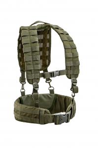 CINTURONE CON SPALLACCI - LOAD BEARING BELT WITH HARNESS