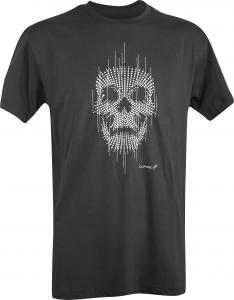T-shirt DOTTED SKULL ASPHALT
