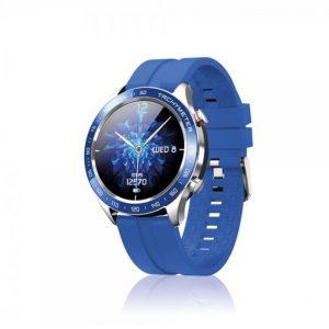Orologio Smartwatch David Lian silicone blu Londra DL112