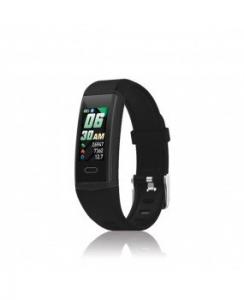 Orologio Smartwatch David Lian Hong Kong silicone nero DL123