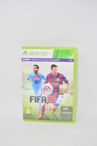 Videogioco Per Xbox 360 Fifa 15