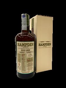 Hampden Estate 2010 LROK Pure Single Jamaica Rum cl. 70