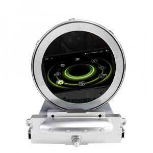 ANDROID 10 autoradio navigatore per MINI COOPER MINI R55 MINI R56 MINI R57 2007-2013 CarPlay GPS USB WI-FI Bluetooth Mirrorlink