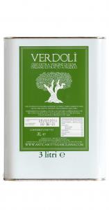Verdolì 3 litri - Olio EVO