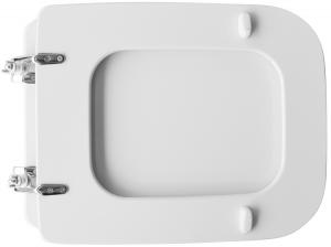 SEDILE WC PER IDEAL STANDARD  VASO CONCA Bianco IS (grigio chiaro)