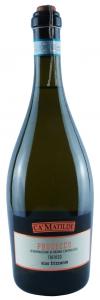 Prosecco Vino Frizzante Tappo Spago