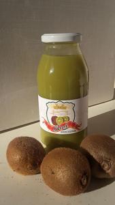 Succo e Polpa di Kiwi