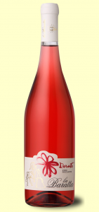 Rosato IGT delle Venezie Frizzante - Vino Biologico