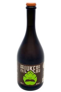 Birra Golden Ale Bier Luke 0,75 L