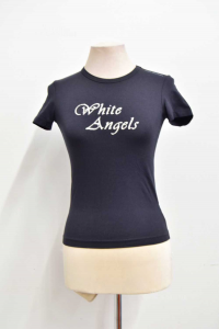 T-shirt Woman Calvin Klein Jeans Black Size.s