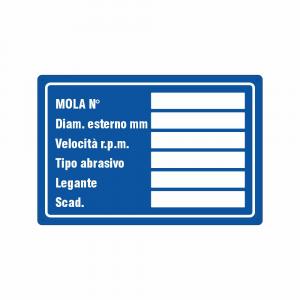 Cartello Mola