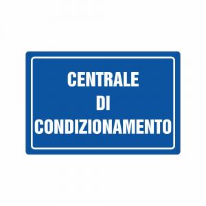 Cartello centrale di condizionamento