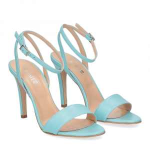 Il Laccio sandalo 1753L pelle celeste