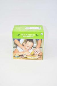 Manger Shape As To Pinecone Per Birds Diy New
