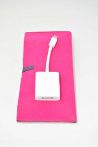 APPLE Adattatore da Mini DisplayPort a VGA MB572Z