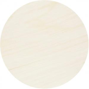 Cerchio in Legno Compensato Pioppo - Spessore: 6mm