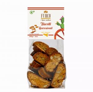 Biscotti quaresimali alle mandorle - Furco Biscotti