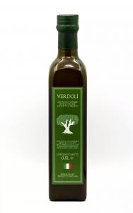 Verdolì bottiglia 0,50cl - Olio EVO