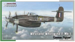 Westland Whirlwind F Mk.I