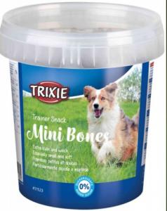 Trainer Snack Mini Bones Trixie 500gr
