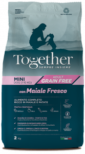 TOGETHER ADULT MAIALE PATATE MINI 800 GR.