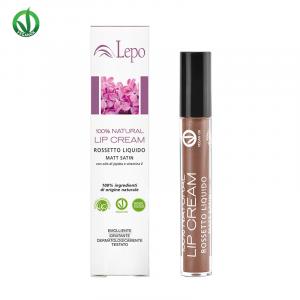 100% NATURAL LIP CREAM con olio di jojoba e vitamina E Lepo Cosmetici