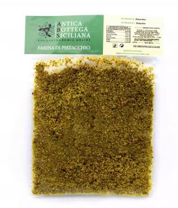 Farina di pistacchio siciliano 50 grammi
