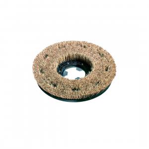 SPAZZOLA PER LUCIDARE 17 pollici - 430 mm valida per monospazzole Serie SB e Serie C Diam. 330 Ghibli & Wirbel cod. 00-242