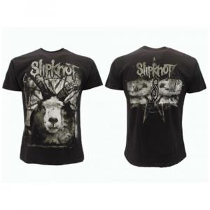 T-Shirt Slipknot doppia stampa taglia XS S M L XL XXL adulto