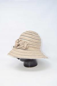 Cappello Estivo Accessories Beige Tg.56