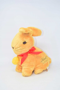 Stuffed Animal Lindt With Rabbit And Sonaglio