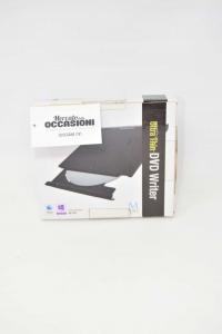 samsung dvd writer se-208 Ultra Thin Compreso Di Cavo E Cd