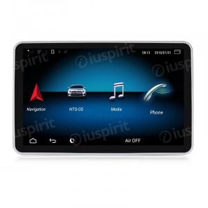 ANDROID navigatore per Mercedes Classe C W204 2011-2013 NTG 4.5 GPS WI-FI Bluetooth MirrorLink 4GB RAM 64GB ROM Octa-Core 4G LTE