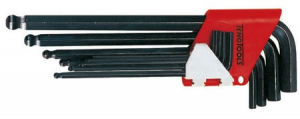 Serie di chiavi a brugola in millimetri TengTools 1479MM