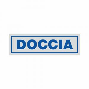 Adesivo Doccia
