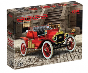 American Ford T 1914 Fire Truck