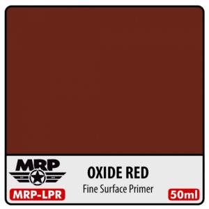 FINE SURFACE PRIMER-OXIDE RED
