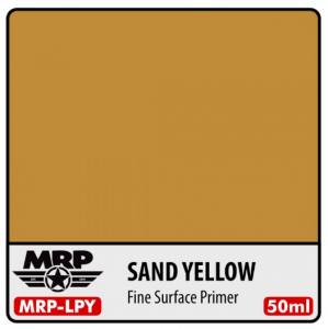 FINE SURFACE PRIMER-SAND YELLOW