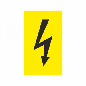Adesivo Corrente elettrica