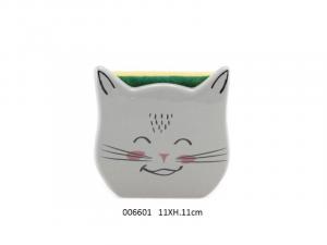 Porta spugna gatto Pachat (006601)