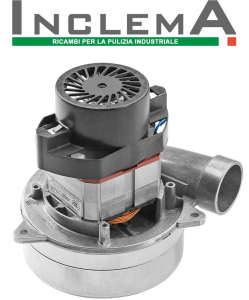 Motore aspirazione DOMEL cod: 491.3.714-4 per sistemi aspirazione centralizzata