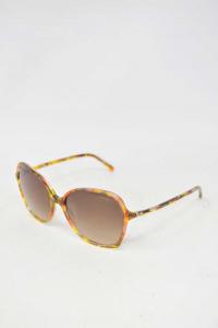 Occhiali Da Sole Chanel 5344 1523/S5 58-17 Tartarugato ORIGINALI (difetto Lente)