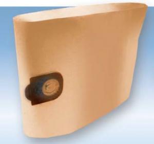 SACCHETTI FILTRO CARTA (10 PEZZI)  per Aspirapolvere SOTECO modelli NEVADA 403 - 415 - 423 - 429 - 433 - 440-2-2-2-2-2-2