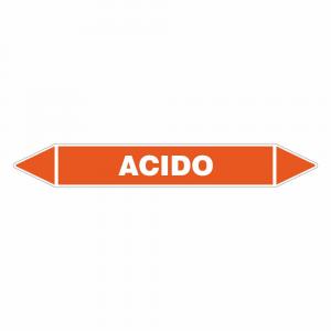 Adesivo per tubazioni Acido