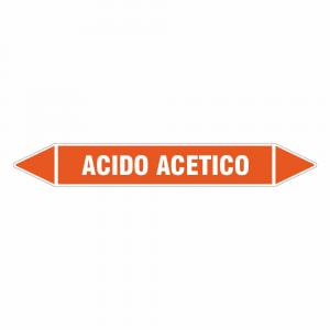 Adesivo per tubazioni Acido acetico